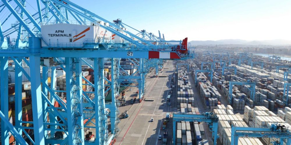Maersk - APM Terminals 2019